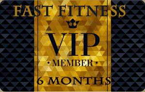 Fast Fitness member