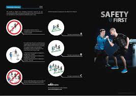Γυμναστική με ασφάλεια