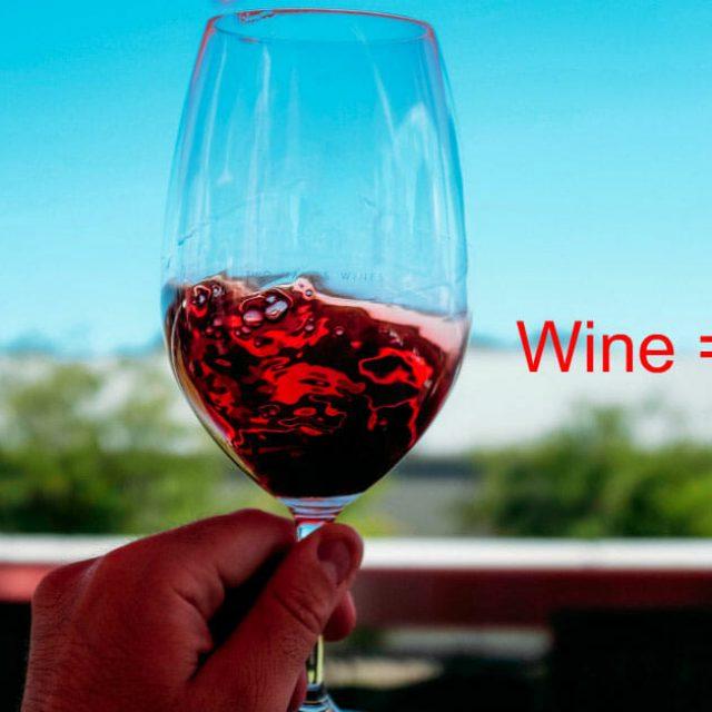 Διατροφή και κόκκινο κρασί