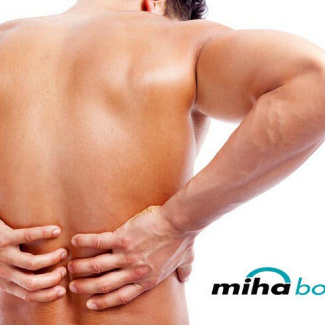 Έρευνα | To Miha Bodytec για την ανακούφιση των πόνων της πλάτης